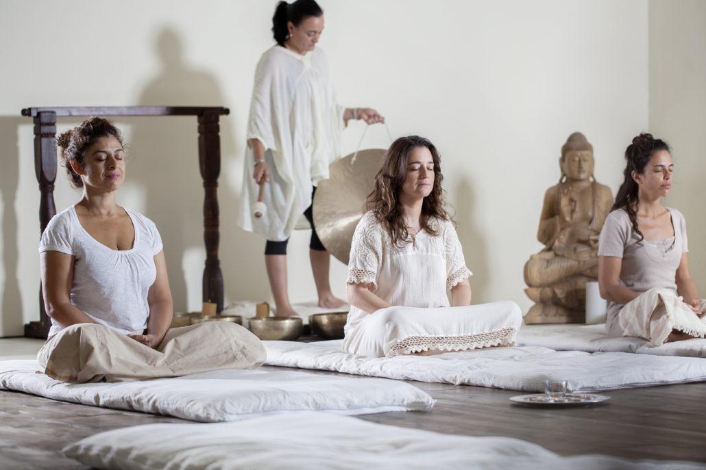 Yoga & Meditación   Sa Garrofa   Begur - We are greenery