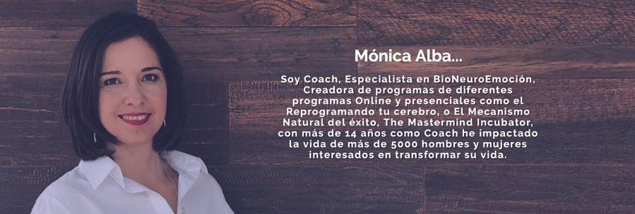 Mónica Alba - BioNeuroEmoción - Sa Garrofa
