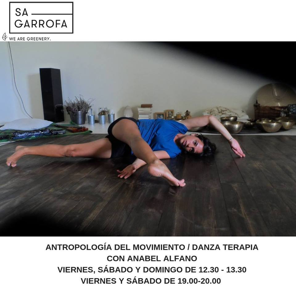Antropología Movimiento - Sa Garrofa