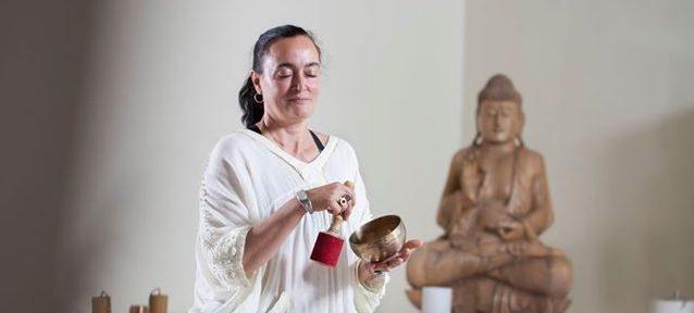 MARTA PUIG - Yoga & Meditación | Sa Garrofa | Begur - We are greenery